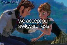 Because of Disney!!❤️