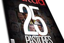 Revista actitud / Portadas y material gráfico, proyectos.