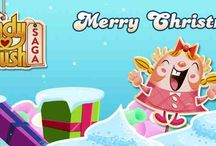 Candy Crush Christmas Time