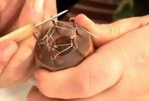 Makara tel örme tekniği