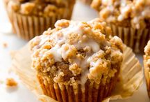 Recipes // Cupcakes & Muffins