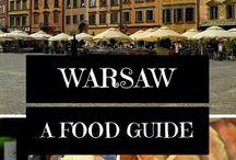 Varsó kirándulás