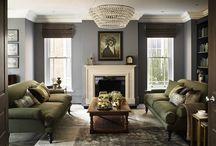 English livingroom