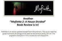Mafietta Reviews / This board showcases Mafietta's reviews. I hope you'll take my readers' advice and check out the series. www.Mafietta.com
