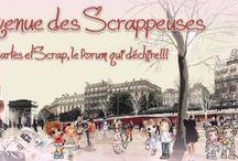 Avenue des scrappeuses