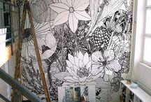 -Interior design