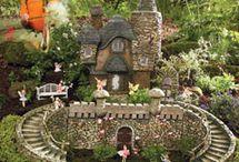 fairy gardens / by Stephanie Swanson