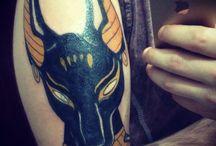 Tattoo / Anubis