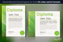 Certificates / Diplomas