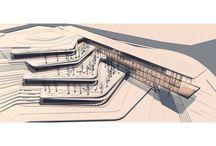 Slope Land Buildings
