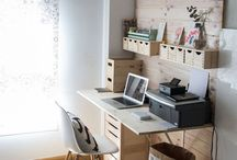 Home workspace