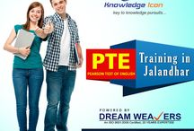 PTE Training in Jalandhar