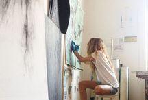 Творчество / Творческий процесс, творческие люди