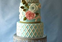 Beautiful Cakes! / by Marvelous Molds