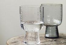 Iittala Sarjaton / Iittalan Sarjaton ihanuudet, ensimmäinen ostos tulee varmaankin olemaan lasit:)