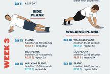Mens Plank