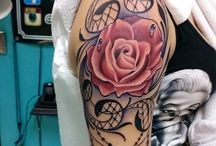 lace tetoválás