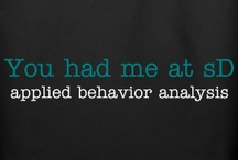 Just for fun - with behavior / by UWF Office of Applied Behavior Analysis