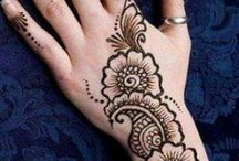 Mehndi/Henna Design Hands