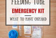 Feeding Tube Supplies