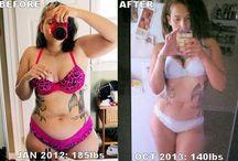 #FOCUS / Body transformations