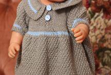 Puppenkleidergrau