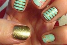 Jamberry nails! / by Amanda Jacobs