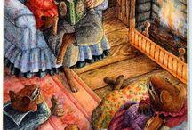 Enfantines. Beatrix Potter / et autres