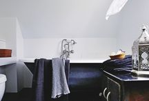 Rooms: Bathing / by Jess Gildener