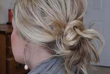 hair / by Crystal Mercer