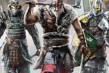warriors of war