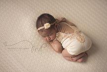 Newborn Tushi Up Pose