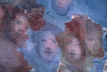 Soulpaintings by Duncan Chrystal / Watercolours