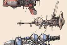 Spaceships