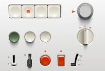 Buttons / Detalles de interacción y acabados en productos