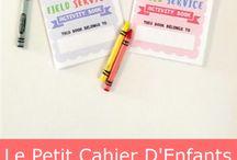 Témoins de jéhovah gratuitement imprimables / Free Printables For Jehovah's Witnesses In French / Témoins de jéhovah gratuitement imprimables en français