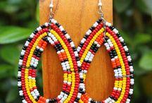 Maasai Beaded Jewelry
