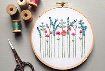 Embroidering stories