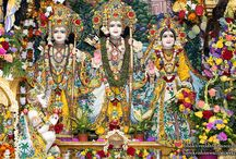 ISKCON Bhaktivedanta Manor - Sita Rama Laxman Hanuman / Beautifull wallpapers of Sita Rama Laxman Hanuman at Bhaktivedanta Manor  maid by ISKCON Desire Tree