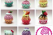 cup cake free crochet