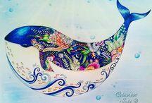 lost ocean Whale