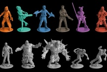Zombicide / by Charles Vale