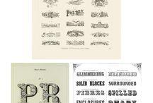 Victorian Typography