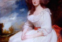 18th c. Chemise Gowns / Chemise a la Reine, etc.
