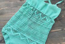 Crochet Inspiration / Crochet, look, style