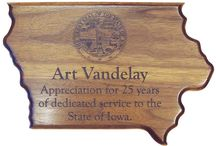 Plaques, Clocks, Engravings, and Specialty Products / https://www.iaprisonind.com/store/c/38-Specialty-Products.aspx
