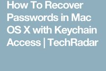 Recover Keychain Password