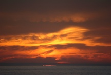 Mendocino County Sunsets  / Some of the most beautiful sunsets we have seen are here on the Mendocino Coast.