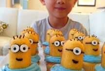 Logan's turning 4! / by Bethany Guillaume
