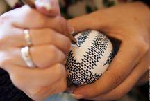 Ornament ludowy - łuzyce